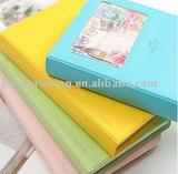Colorful Softcover Diary