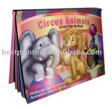 Colorful Kid's Pop up Book