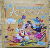 Children's jigsaw puzzle book