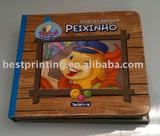 High Quality Children's Board Books(BST-CB10828)