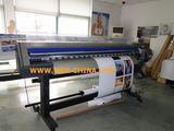 Eco solvent printer (1.8m*4 heads KONICA/512-14PL)