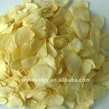 2011 best quality garlic flakes grade A without root