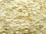 best selling garlic flakes grade A (without root)
