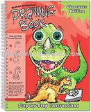 Children's drawing book printing