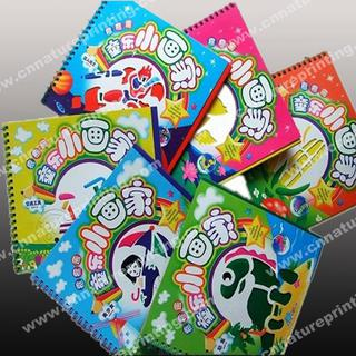 Book printing company in high quality low price small MOQ