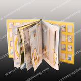 Hardcover book from book printing company