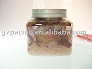 Rose Whitening Bath Salt ( SPA Salt )