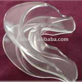 teeth whitening mouth tray,teeth impression tray, mouthpiece