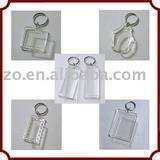 blank acrylic keychain