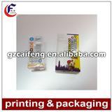 colour box packing