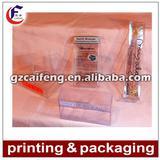 lamination plastic pvc clear  box