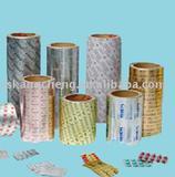 aluminum foil for blister packaging