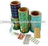 good quality PTP aluminium foil for blister packaging
