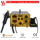 2 in 1 Soldering Station YIHUA 872D+