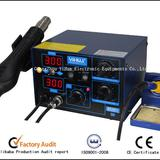 2 in 1 Soldering Station YIHUA 862D+