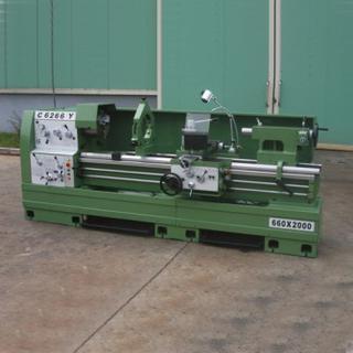 Large Spindle Bore precision Lathe C6280Yx3000