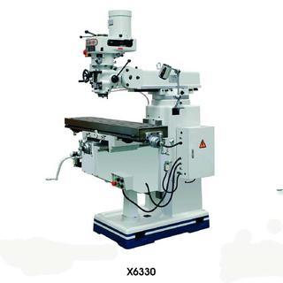 Turret Milling Machine X6330