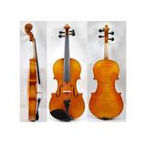 Senior Playing Violin