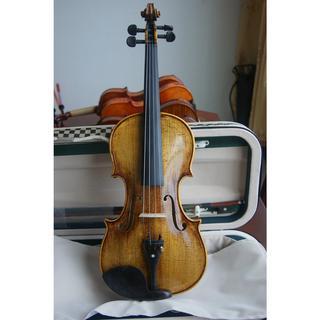 Tiger Stripes Violin