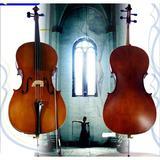 Advanced antique cello