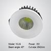 Mini LED ceiling spotlight 3W