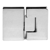 glass to glass 180 degree spring hinge TH103R