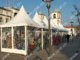 Pagoda Tent and 5x5M Marquee