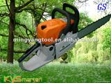 gs gasoline chain saw 52/5342/cc