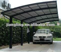 5 1x2 7m Aluminium Canopy Carport Garage With