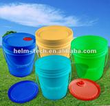 18L bucket with different color