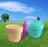 8L plastic barrel