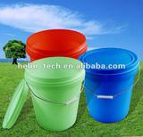 25L Round container