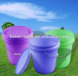20L Round Plastic Packing Paint Bucket