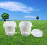 5L Plastic paint bucket pail