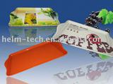 Plastic Commodity Melamine Serving Tray