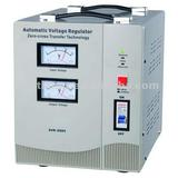 Relay type automatic voltage stabilizer