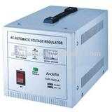 Relay Type Automatical Voltage Regulator With Meter Display