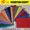Non woven carpet use for fair and wedding