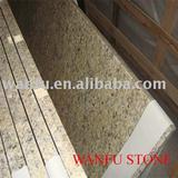New venetian gold kitchen slab