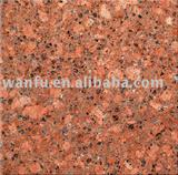 Red grantie stone