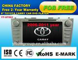"new 8""car dvd player for camry with gps"