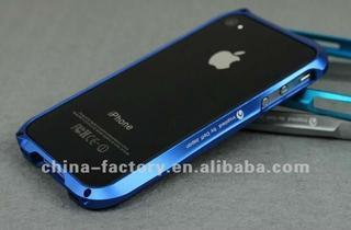 aluminum bumper for iphone