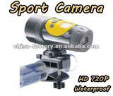 2012 action camera full hd 720p hd sports action video camera