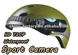 2012 hd 720p waterproof sport camera helmet camera