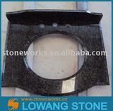 Bathroom furniture with granite vanity top