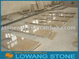 high polished granite countertops with splashes