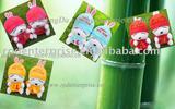 Bamboo Charcoal Toy Air Freshener