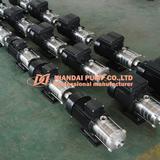 Centrifugal pump / multistage centrifugal pump