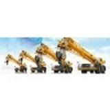 rough terrain crane,mobile crane 50ton