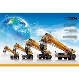 rough terrain crane ,mobile crane  QRY 70 Payload 70ton crane